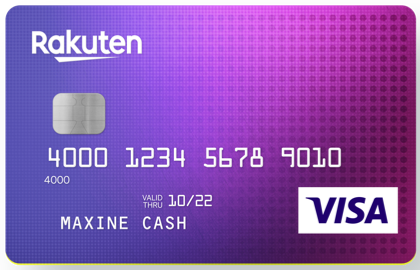 rakuten credit card