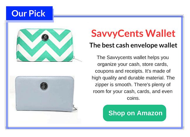 Savvycents wallet