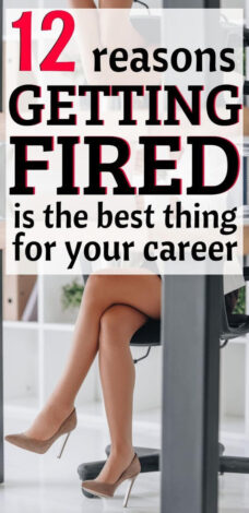 Did you get fired from your job? Do you need some work inspiration to get back in the groove of working after being fired from your job? Here are 12 truths you learn after losing your job. Use these tips for career development and career advancement. #career #careeradvice