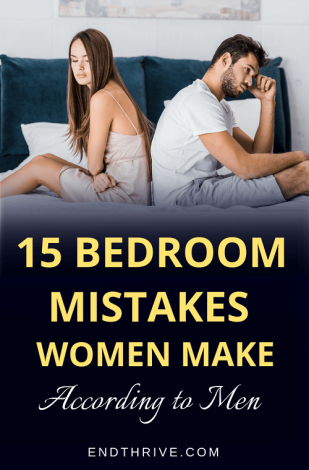 When it comes to intimacy, we could use some relationship advice. But how do you keep your dating or married life spicy? Use these relationship tips to reach your relationship goals. Here's the biggest mistakes women make in the bedroom. #relationships #Relationshipadvice #relationshipgoals #dating #marriage