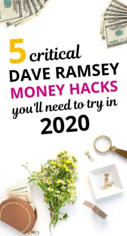 So you're following Dave Ramsey and the baby steps? Here are 5 Dave Ramsey tips to make building wealth easier. Includes Dave Ramsey, Financial Peace University, Dave Ramsey budgeting, Dave Ramsey envelope system, Dave Ramsey cash system, How to start Dave Ramsey's system, Dave Ramsey tips, debt snowball, Debt snowball, Dave Ramsey advice, Total Money Makeover, and Dave Ramsey for beginners. #daveramsey #finance #money #debtsnowball #debt